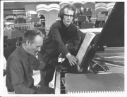 Ronald-Stevenson-Slideshow.-with-christopher-seaman-conductor-bbc-symphony-rehearsing-2nd-pf-concerto-for-tv-performance