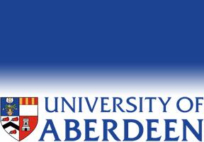 Aberdeen University Concert series